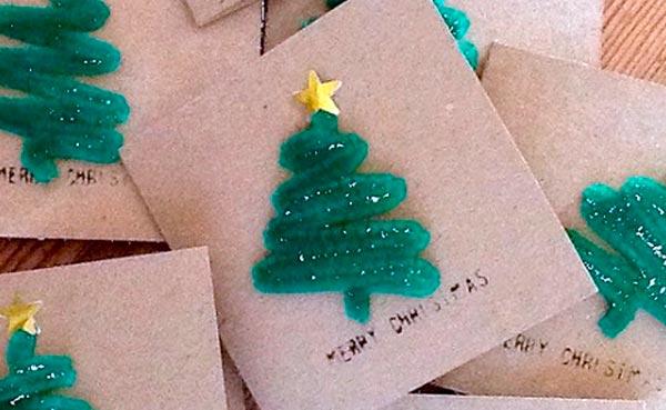 tarjetas de navidad 2019