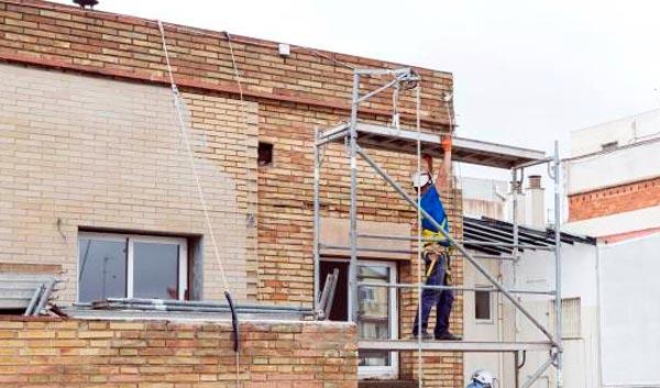 reformar el exterior del hogar