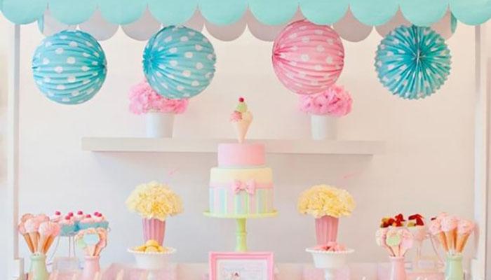 Tips de decoración de cumpleaños infantiles
