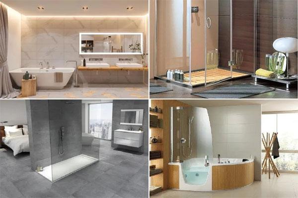 Consejos para diseñar un baño moderno
