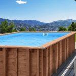 Ventajas de las piscinas de madera